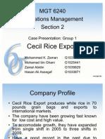Presentation Group 1