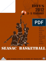 SEASAC Basketball Booklet 2012