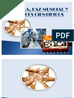 La Etica, Paz Mundial y Avances Cientificos 2