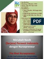 The Real Nursepreneur Cirebon