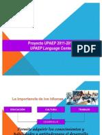 Upaep2011-2012 Language Center