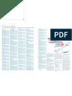 Timetable 261008