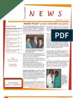 Health Power for Minorities Newsletter