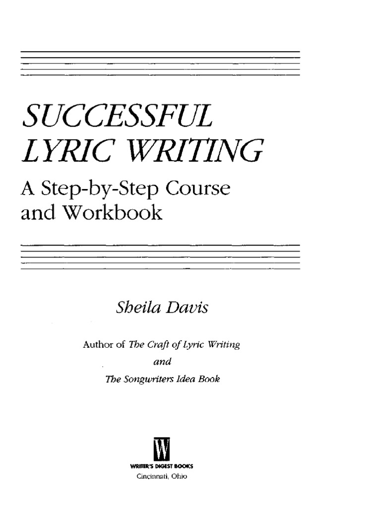 Successful lyric writing chord music song structure stopboris Images