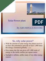 0c40solar Power Plant