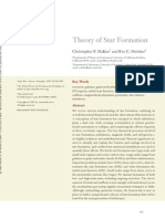 Christopher F. McKee and Eve C. Ostriker- Theory of Star Formation