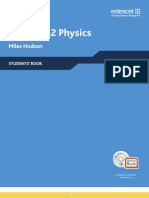 Edexcel a Level Science A2 Physics Students 039 Book With Active Book CD