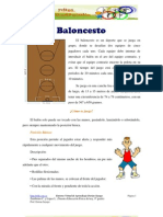 Baloncesto 3º