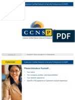 CCNSPPresentation