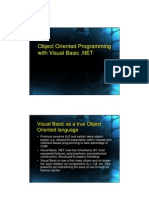Object Oriented Programming With Visual Basic 2005 Ed Quek