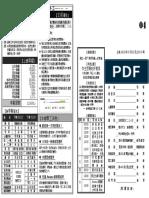 20120122 週報
