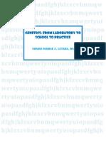 Genetics Report Hardcopy