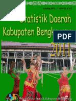 Statistik Daerah Kabupaten Bengkayang 2011