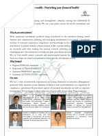 Corepro Profile