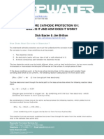 Cathodic Protection