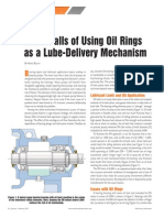 The Pitfalls of Using Oil Rings as a Lube-Delivery Mechanism