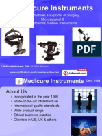 Medicure Instruments Delhi  india