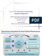 Green ICT and Smart Community- Japanese Approach