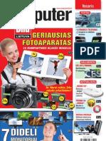 "2/2012 ""Computer Bild Lietuva"" – Geriausias fotoaparatas"