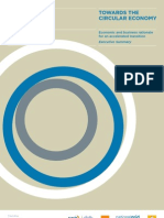 Towards the Circular Economy - Executive Summary