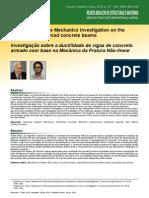 179-1061-4-PB Alberto Carpinteri_Nonlinear Fracture Mechanics Investigation on the Ductility of Reinforced Concrete Beams