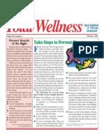 Total Wellness February 12- SMI