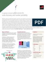 GSMA Pathfinder Datasheet