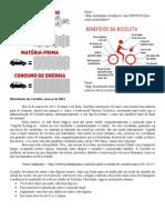 Proposta de redação - Bicicleta