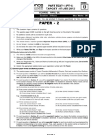 JEE_2012_PT-1(Paper 2)
