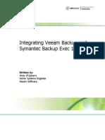 Integrating Veeam Backup and Symantec Backup