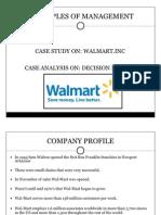 POM- WalMart Case Study