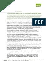 KWD Webranking Global 100 Press Release