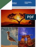 Calendario Turismo  regional Lambayeque 2012