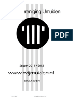 vv IJmuiden Spil Jan 2012