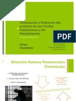 Delimitación de Proyecto y Selección de Terreno.