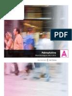 PalmaActiva - Plan Estratégico 2012-2015