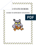 Efficient Studying Guide