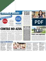 Avança Goiás N.33 - 30/01/2012