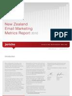 Jericho Metrics Report 2010