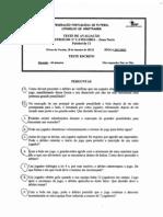TESTE ZONA NORTE 3ª CATEGORIA FPF