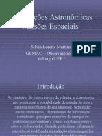 Astronomia - Radiao e Misses Espaciais (1)