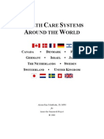 Health Care Systems Around World