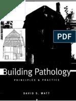 Building Pathology - WATT David