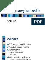 Basic Surg Skills