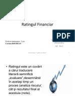 Ratingul Financiar