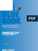 Helicoil Blue Book Gb 0130