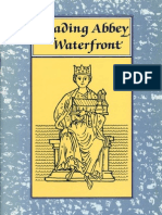 Reading Abbey Waterfront - booklet