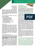Data Sheet 2 - Ecodek Technical Data