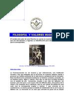 00684 Filosofia y Valores Masonicos