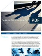 Pwc Global Economic Crime Survey 09 e